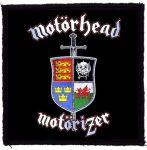 MOTORHEAD: Motorizer (95x95) (felvarró)