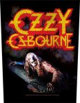 OZZY: Bark At The Moon (backpatch)