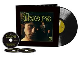 DOORS: The Doors (LP+3CD, ltd.)