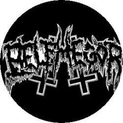 BELPHEGOR: Logo (jelvény, 2,5 cm)
