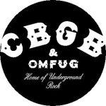 CBGB (jelvény, 2,5 cm)