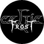 CELTIC FROST: Logo (jelvény, 2,5 cm)