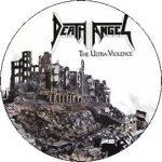 DEATH ANGEL: Ultra-Violence (jelvény, 2,5 cm)