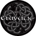ELUVEITIE: Logo (jelvény, 2,5 cm)