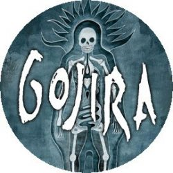GOJIRA: The Way Of All Flesh (jelvény, 2,5 cm)