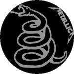 METALLICA: Snake (jelvény, 2,5 cm)