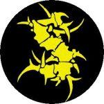 SEPULTURA: Logo 'S' (jelvény, 2,5 cm)