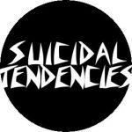 SUICIDAL TENDENCIES: Logo (jelvény, 2,5 cm)