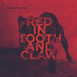 MADDER MORTEM: Red In Tooth And Claw.. (CD)