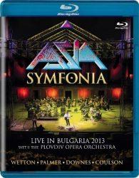 ASIA: Symfonia - Live In Bulgaria (Blu-ray)
