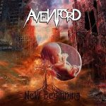 AVENFORD: New Beginning (CD)