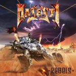 MAJESTY: Rebels (CD, digipack, ltd.)