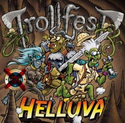TROLLFEST: Helluva (CD, digipack, ltd.)