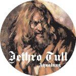 JETHRO TULL: Aqualung (nagy jelvény, 3,7 cm)