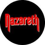 NAZARETH: Logo (nagy jelvény, 3,7 cm)