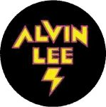 ALVIN LEE: Alvin Lee (nagy jelvény, 3,7 cm)