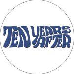 TEN YEARS AFTER: Logo (nagy jelvény, 3,7 cm)