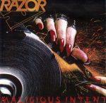 RAZOR: Malicious Intent (CD)