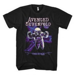 AVENGED SEVENFOLD: Polarised Astronaut (póló)