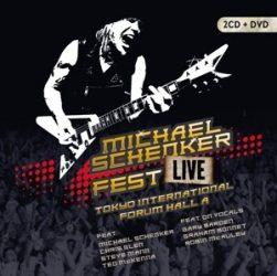 MICHAEL SCHENKER: Fest (2CD+DVD)