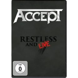 ACCEPT: Restless And Live (DVD)
