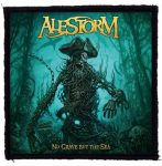 ALESTORM: No Grave But The Sea (95x95) (felvarró)