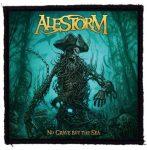 ALESTORM: No Grave But The Sea (95x95) (felvarró)