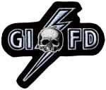 BLACK LABEL SOCIETY: GIFD (cut-out) (felvarró)