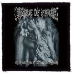 CRADLE OF FILTH: The Principle Of Evil (95x95) (felvarró)