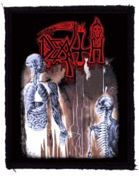 DEATH: Human (75x95) (felvarró)