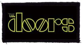 DOORS: Logo (95x45) (felvarró)