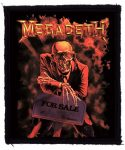MEGADETH: Peace Sells (80x95) (felvarró)