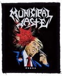 MUNICIPAL WASTE: Trump (80x95) (felvarró)