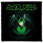 OVERKILL: The Electric Age (95x95) (felvarró)