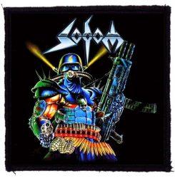 SODOM: Soldier (95x95) (felvarró)