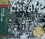 CREAM: Wheels Of Fire (SHMCD)