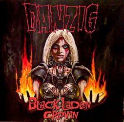 DANZIG: Black Laden Crown (CD, digipack)