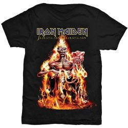 IRON MAIDEN: Seventh Son (póló)