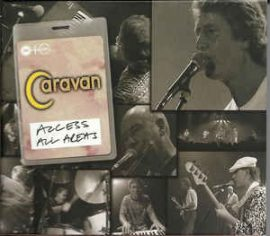 CARAVAN: Access All Areas (2CD)