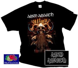 AMON AMARTH: First Kill (póló)