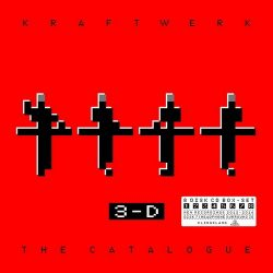 KRAFTWERK: 3-D The Catalogue (4xBlu-ray, 228 pgs book)