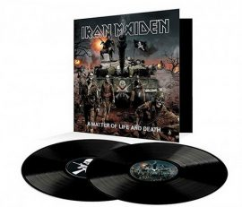 IRON MAIDEN: A Matter Of Life And Death (2LP, 180gr)