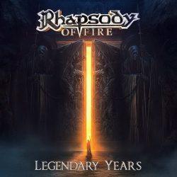 RHAPSODY OF FIRE: Legendary Years (CD)