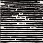 ROGER WATERS: Is This the Life We Really Want? (CD)
