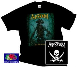 ALESTORM: No Grave But The Sea (póló)