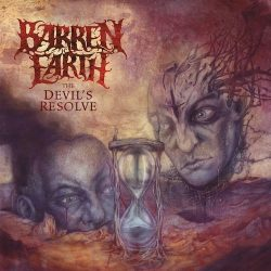BARREN EARTH: Devil's Resolve (CD)
