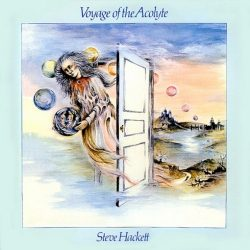 STEVE HACKETT: Voyage of the Acolyte (+1 bonus) (CD)