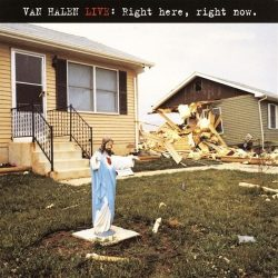 VAN HALEN: Live Right Here, Right Now (2CD)
