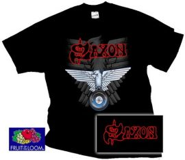 SAXON: Wheels Of Steel (póló)