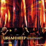 URIAH HEEP: Future Echoes Of The Past (CD+DVD)